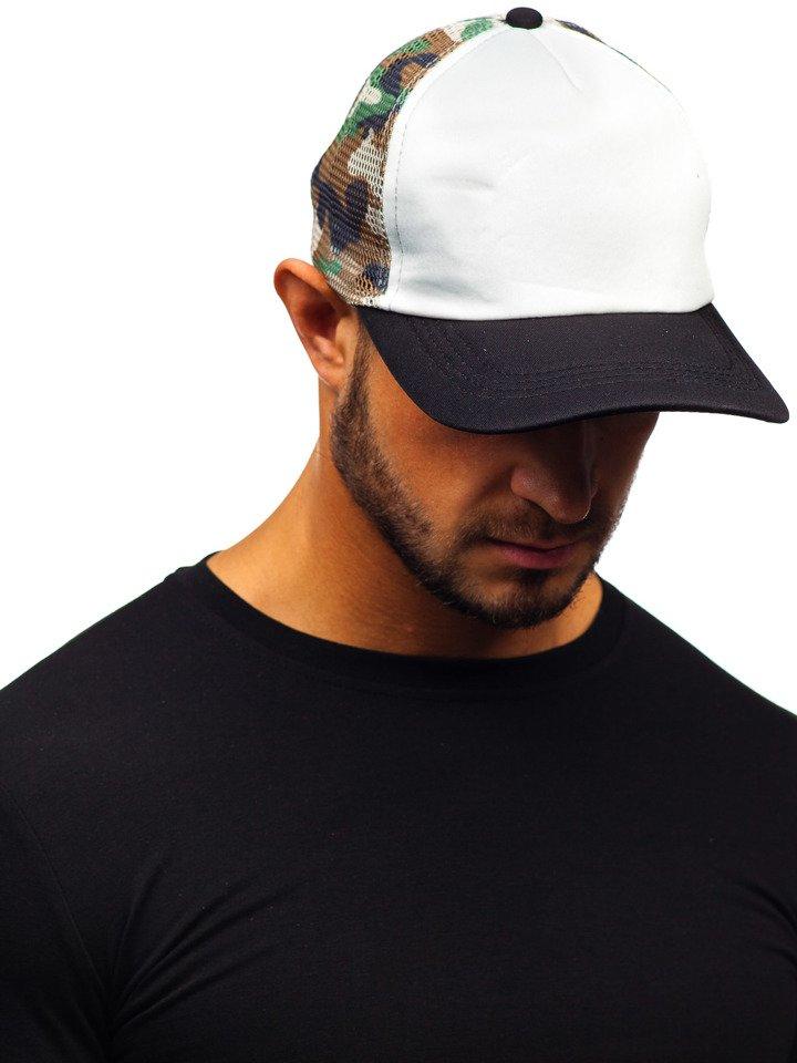 Șapcă cu cozoroc multicolor Bolf CZ33B imagine