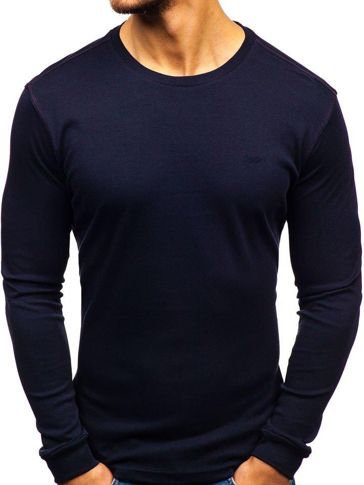 Bluză bărbați bleumarin Bolf 145359 imagine