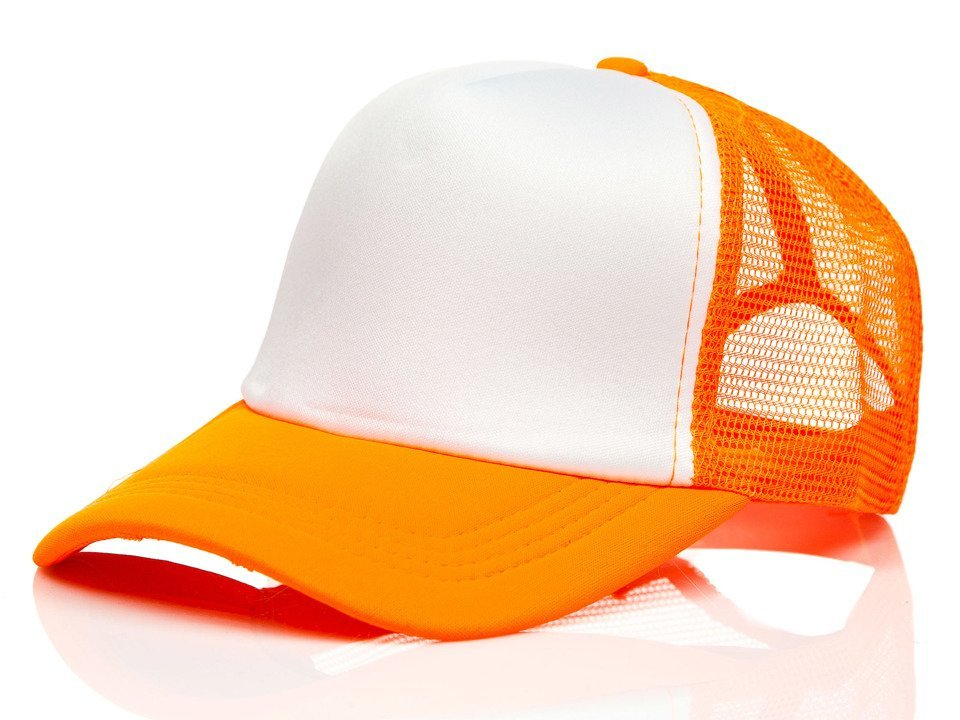Șapcă cu cozoroc portocaliu Bolf CZ35-1