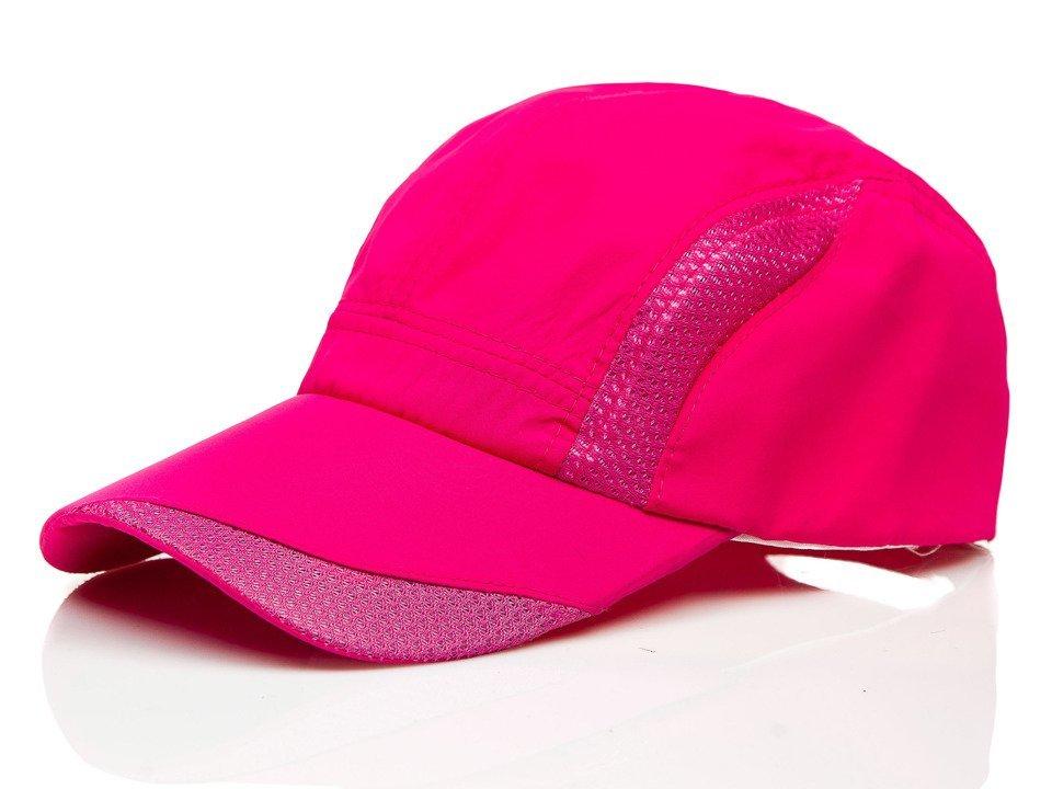 Șapcă cu cozoroc roz Bolf CZ26A imagine