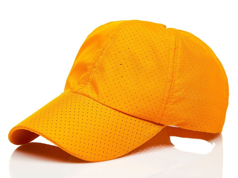 Șapcă cu cozoroc portocaliu Bolf CZ28A imagine