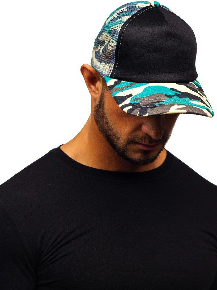 Șapcă cu cozoroc multicolor Bolf CZ33A imagine