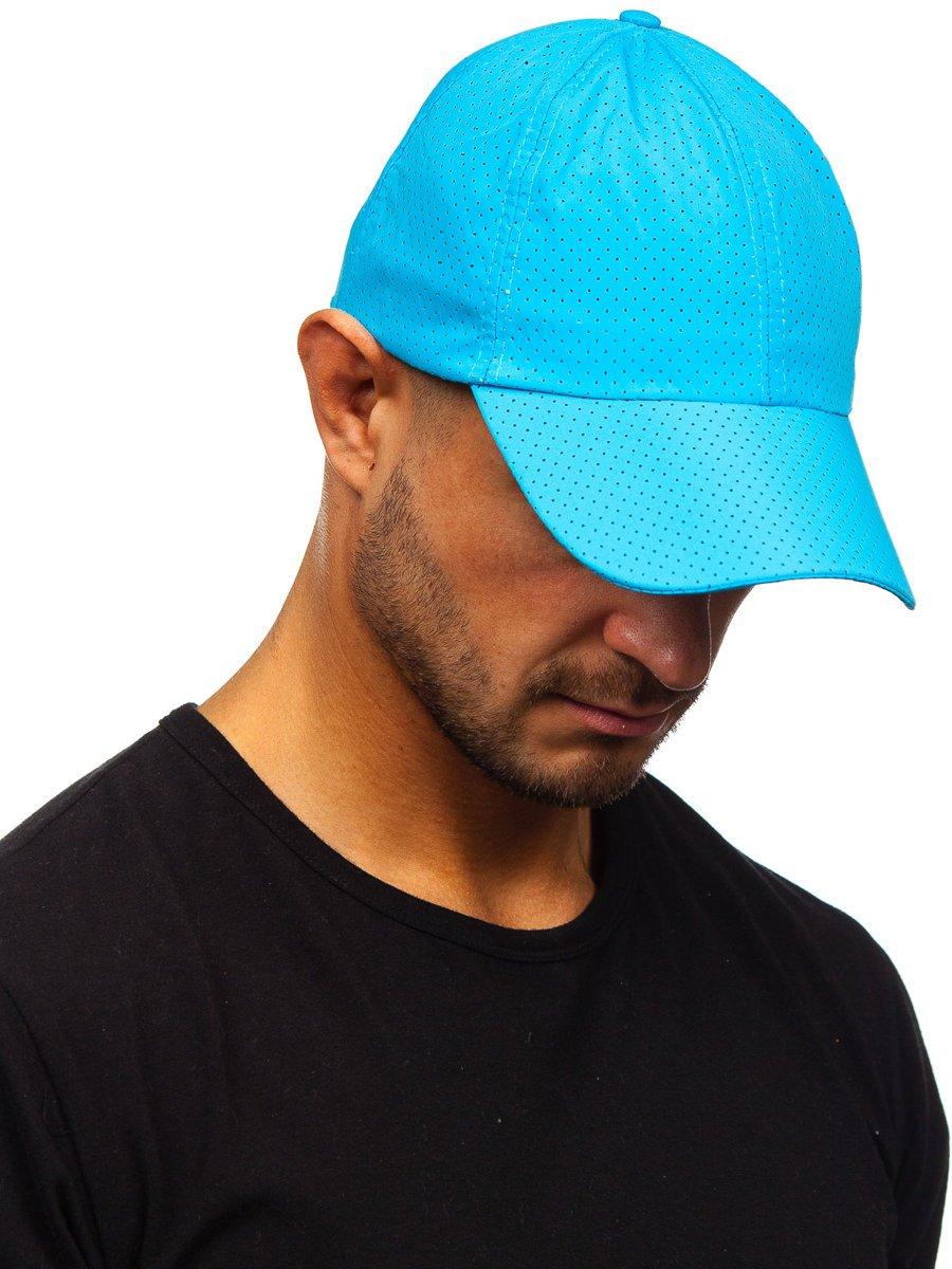 Șapcă cu cozoroc albastru-aprins Bolf CZ29A imagine
