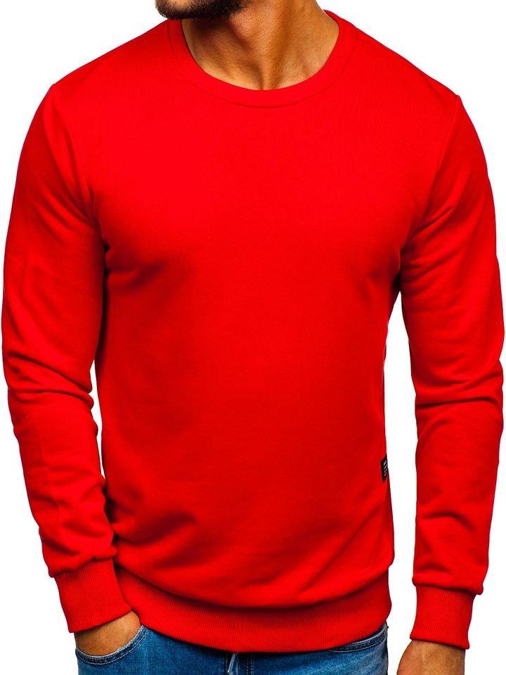 Bluză bărbați roșu Bolf 171715 imagine