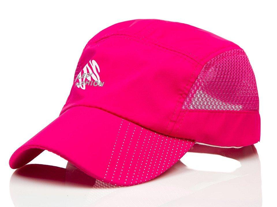 Șapcă cu cozoroc roz Bolf CZ31A imagine
