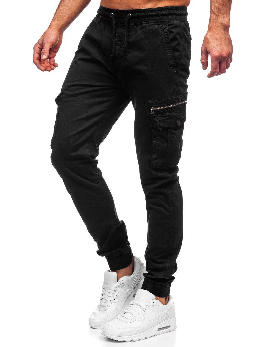 Pantaloni cargo bleumarin Bolf CT6706S0