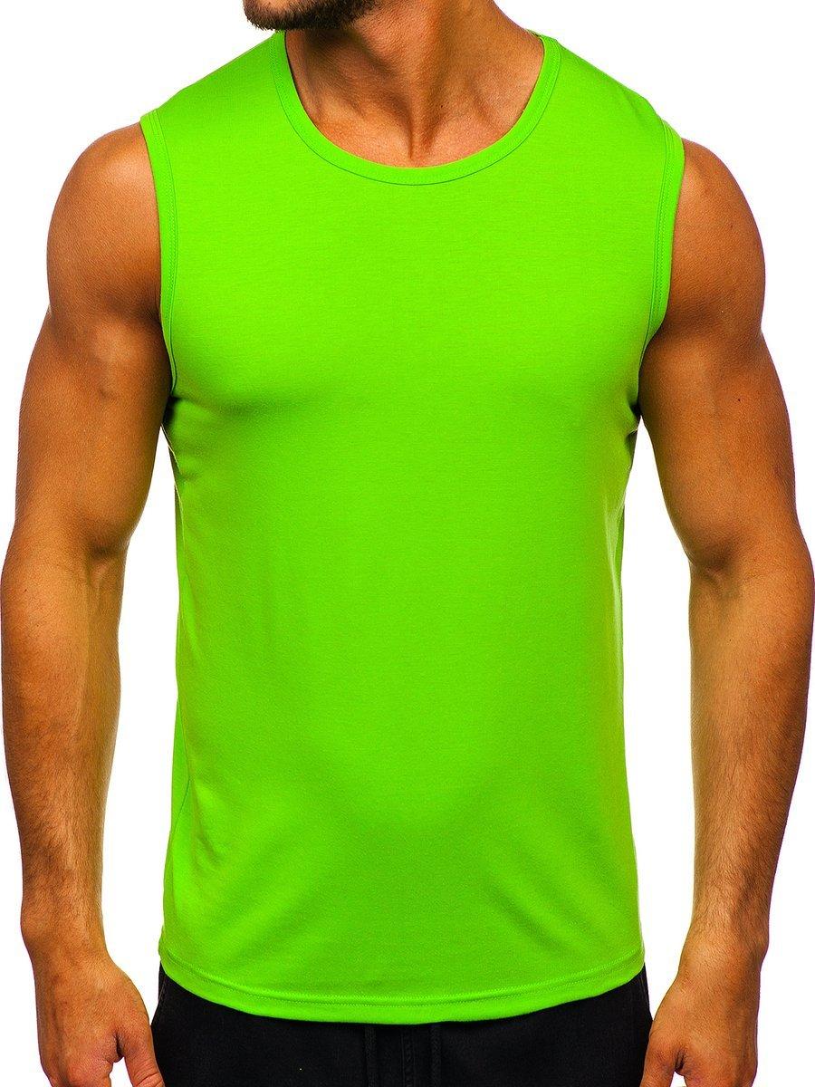 Maiou verde bărbați Bolf 99001