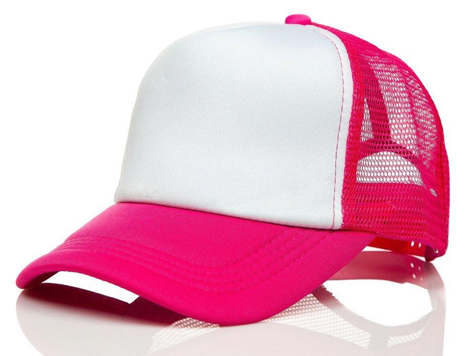 Șapcă cu cozoroc roz Bolf CZ35