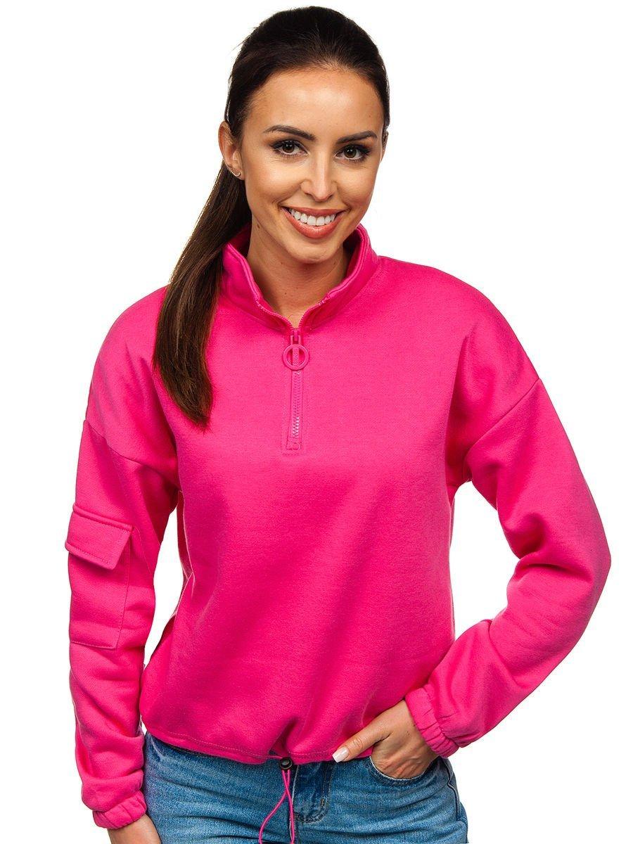 Bluză dame roz Bolf KSW2029