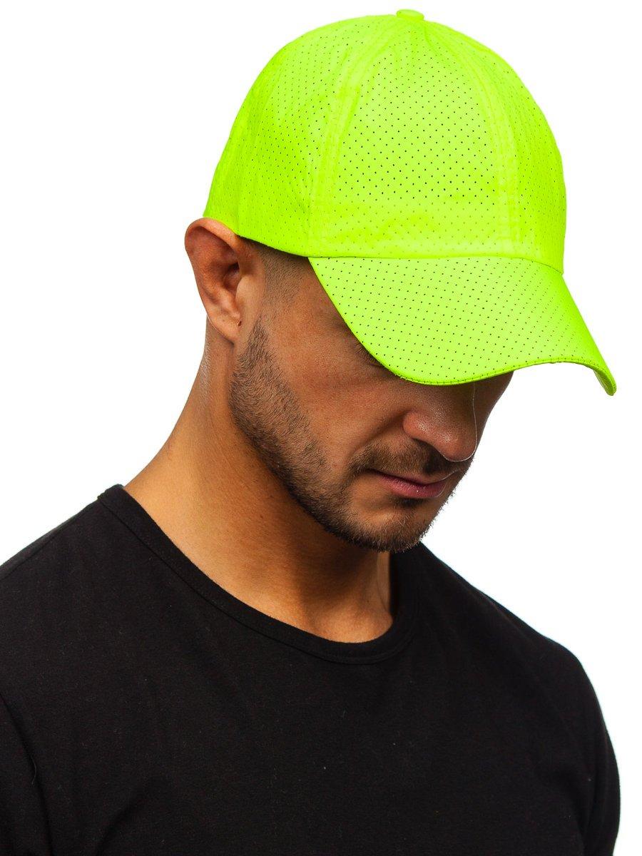 Șapcă cu cozoroc galben Bolf CZ29A imagine