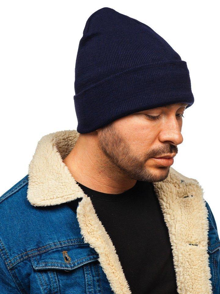 Șapcă bărbați bleumarin Bolf YN1