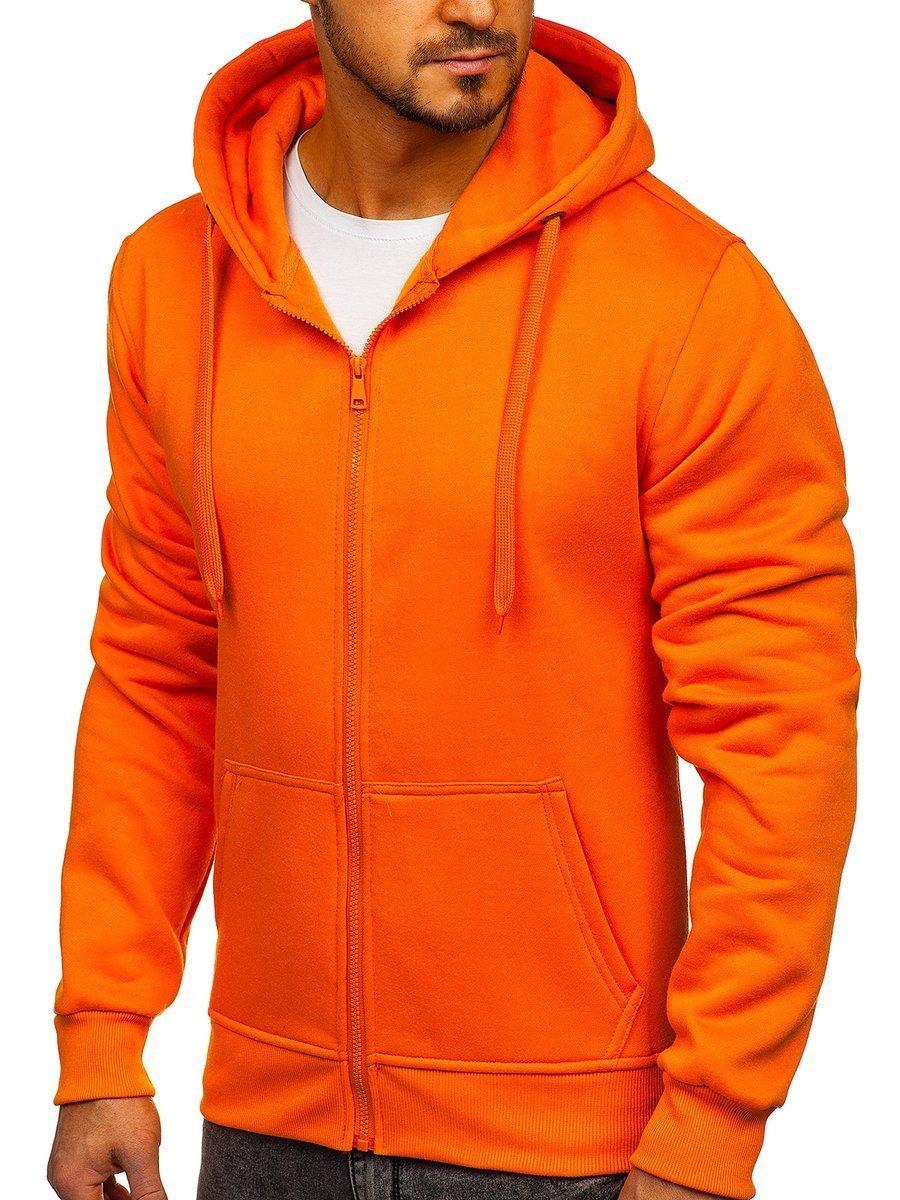 Hanorac portocaliu Bolf 2008 imagine