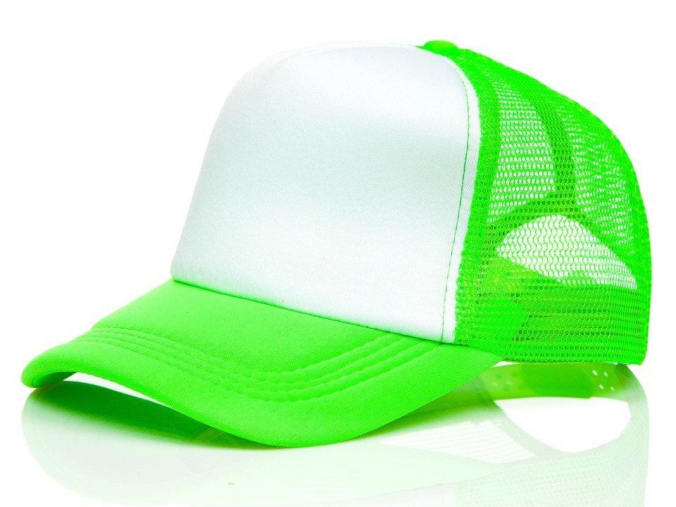 Șapcă cu cozoroc verde Bolf CZ35 imagine
