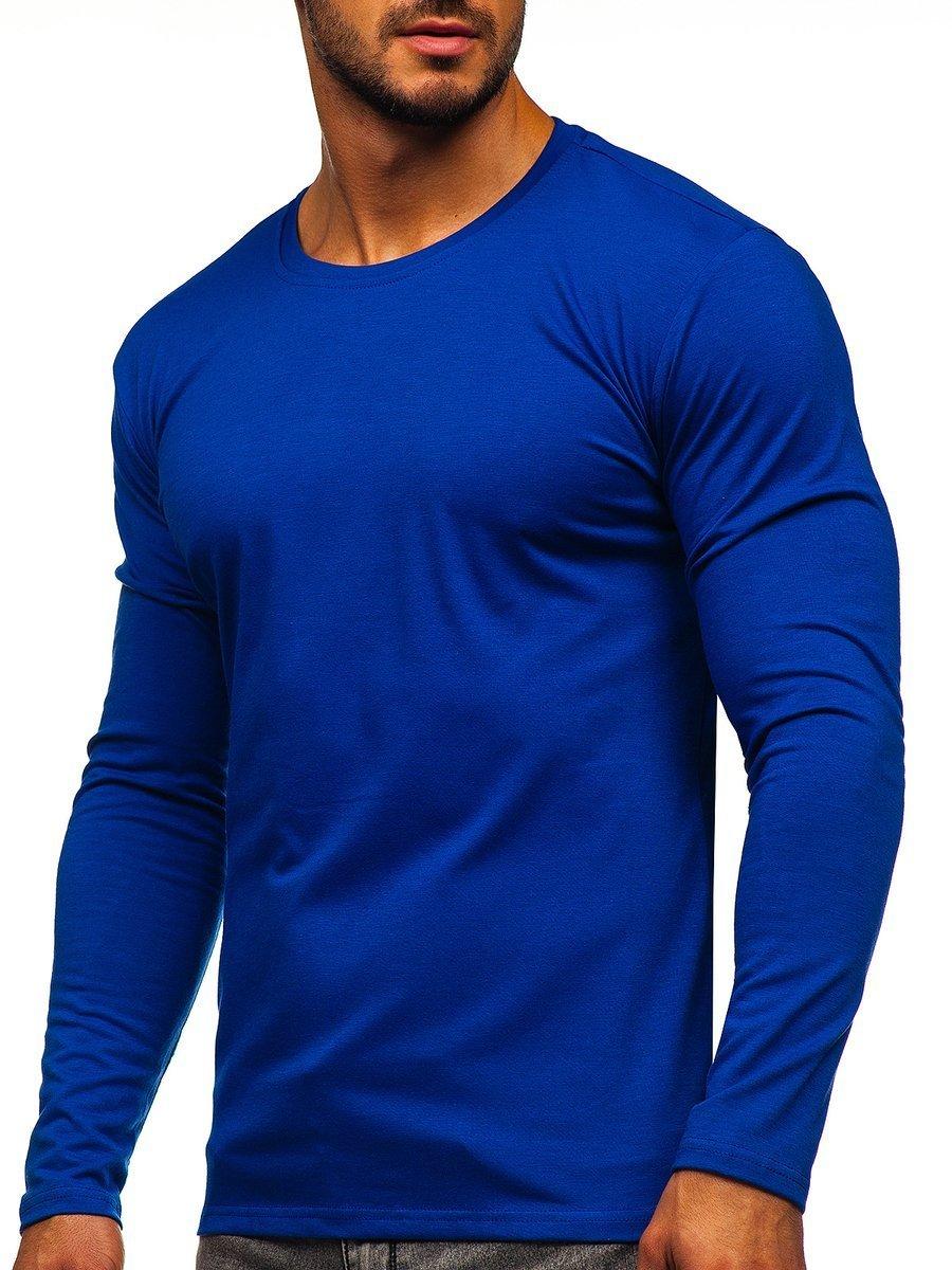 Bluză bărbați albastru Bolf 2088L imagine
