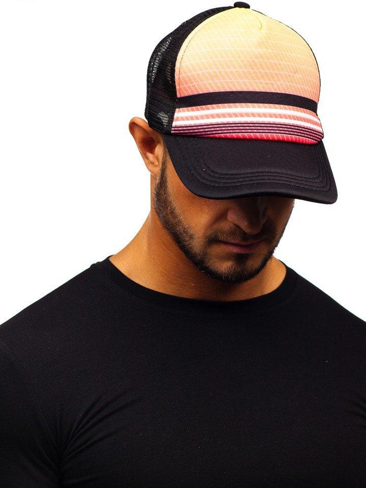 Șapcă cu cozoroc roz Bolf CZ39-1 imagine