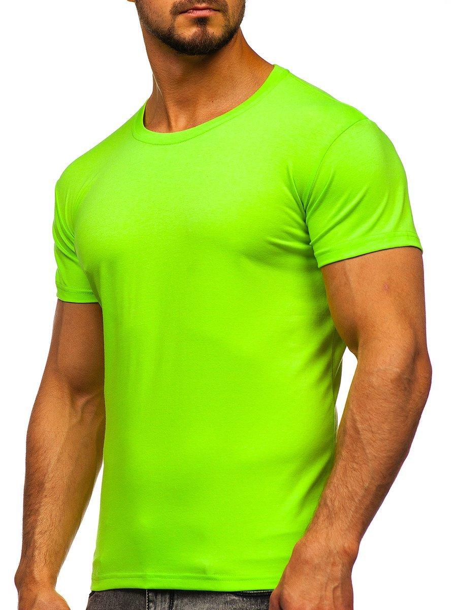 Tricou bărbați verde Bolf 2005 imagine