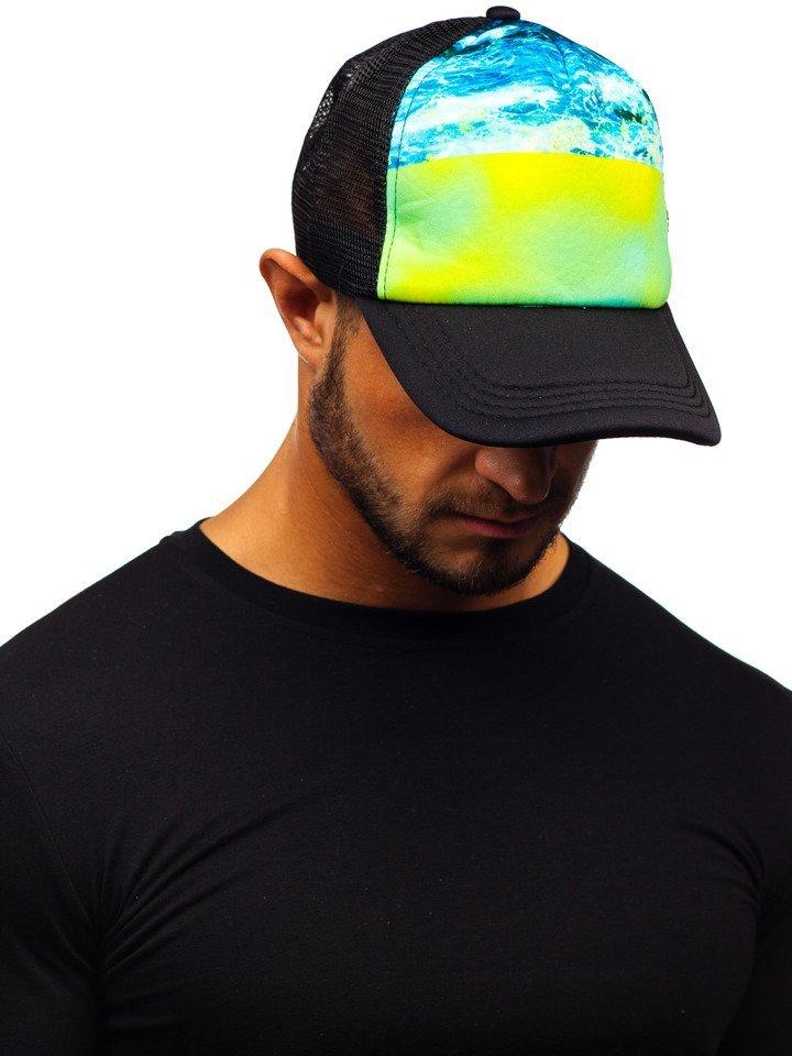 Șapcă cu cozoroc negru Bolf CZ39-8 imagine