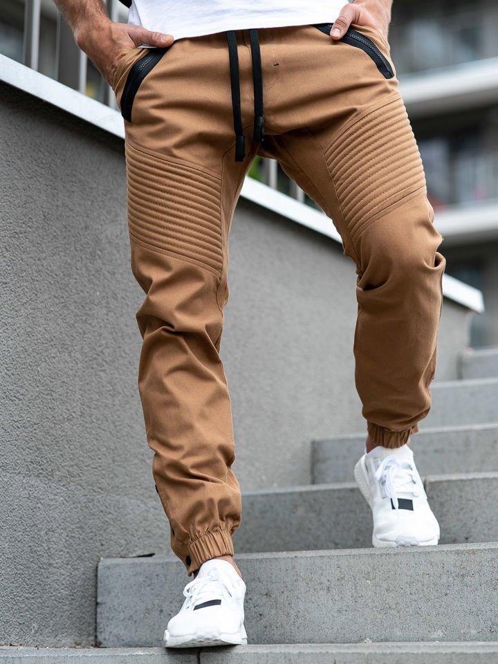 Pantaloni Training Bărbați Camel Bolf 0952-A