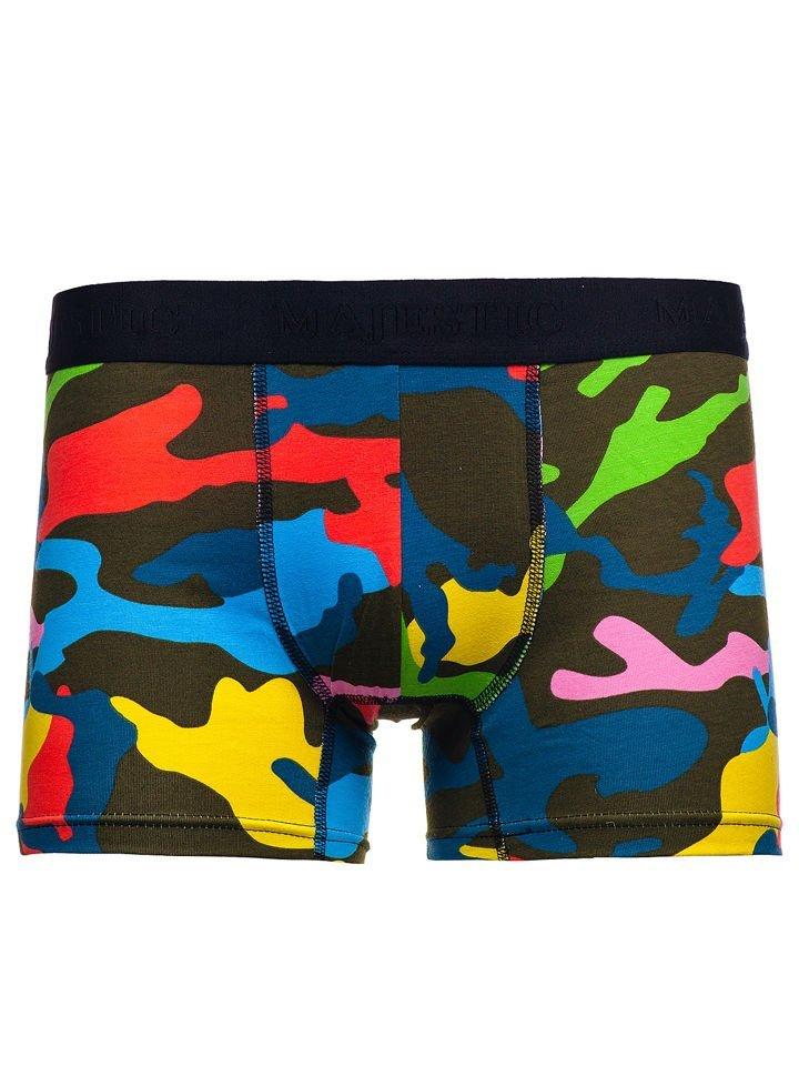 Boxeri multicolor bărbați Bolf 1412H