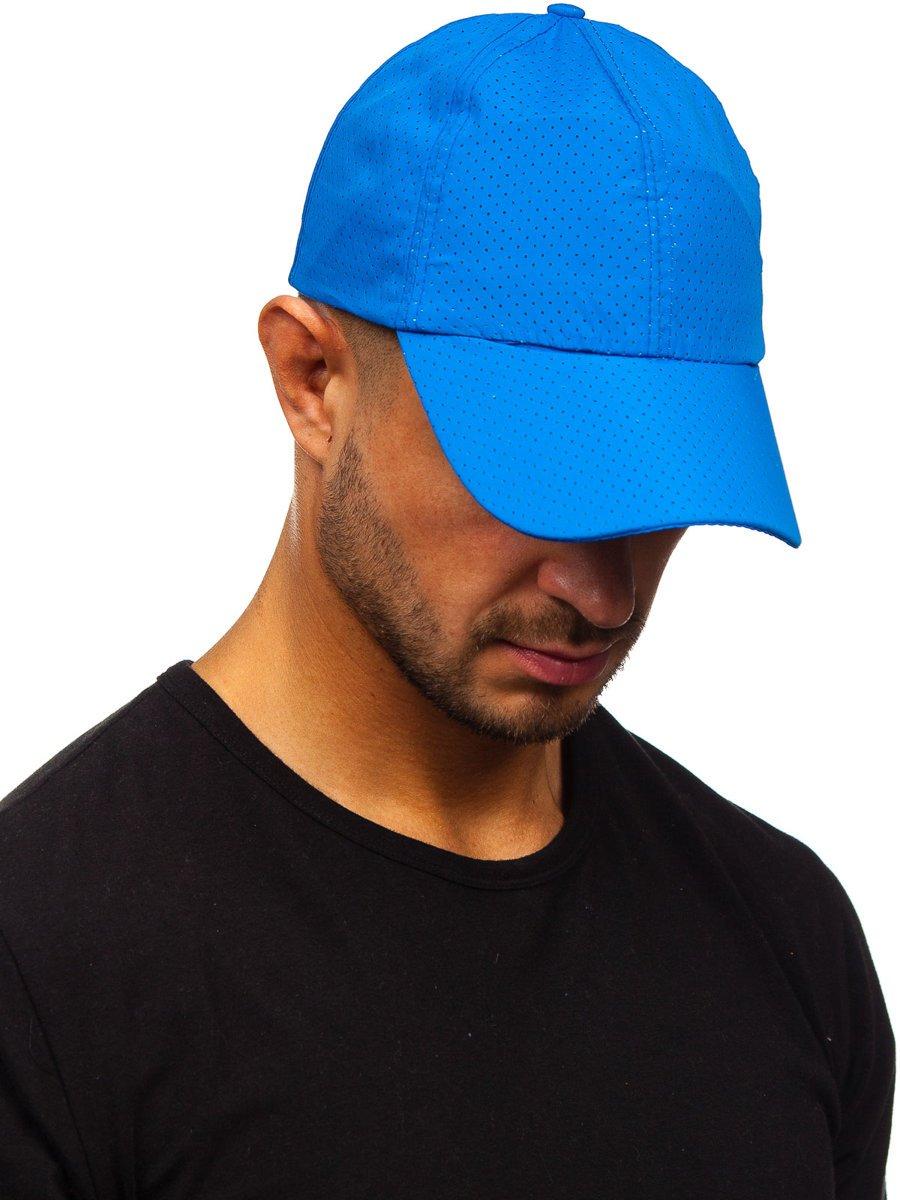 Șapcă cu cozoroc albastru Bolf CZ29A imagine