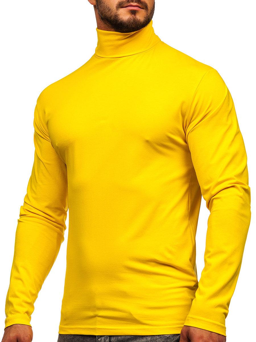 Helanca bărbați galben Bolf S6963 imagine