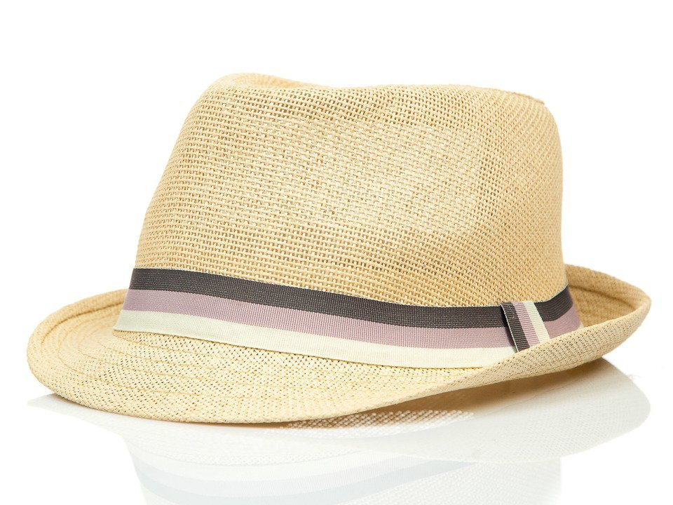 Pălărie bărbați écru Bolf KAP214