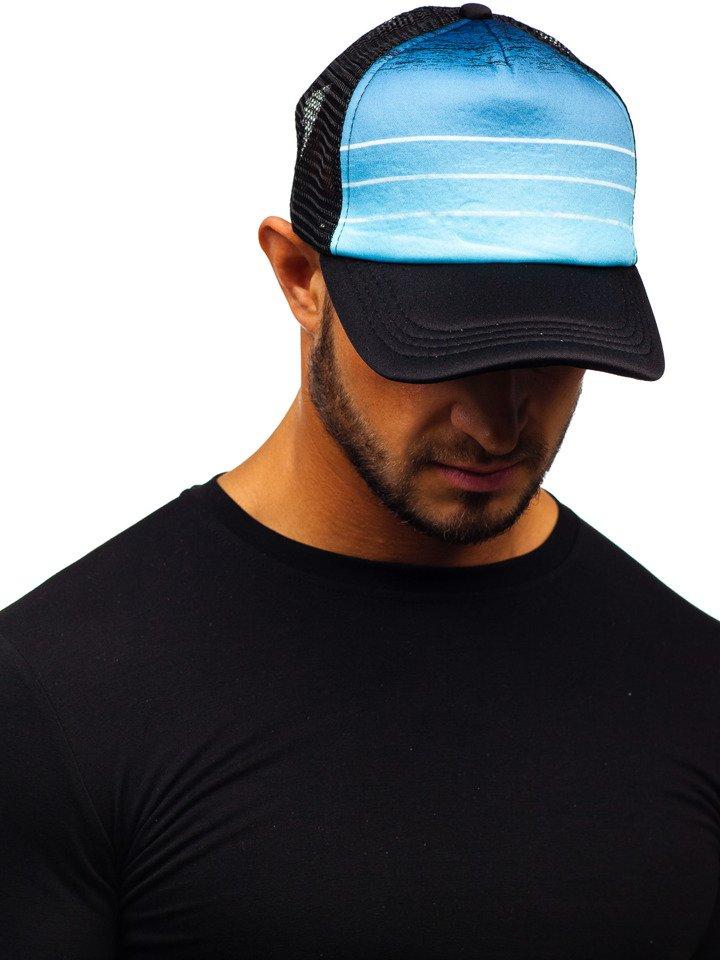 Șapcă cu cozoroc albastru Bolf CZ39-2 imagine