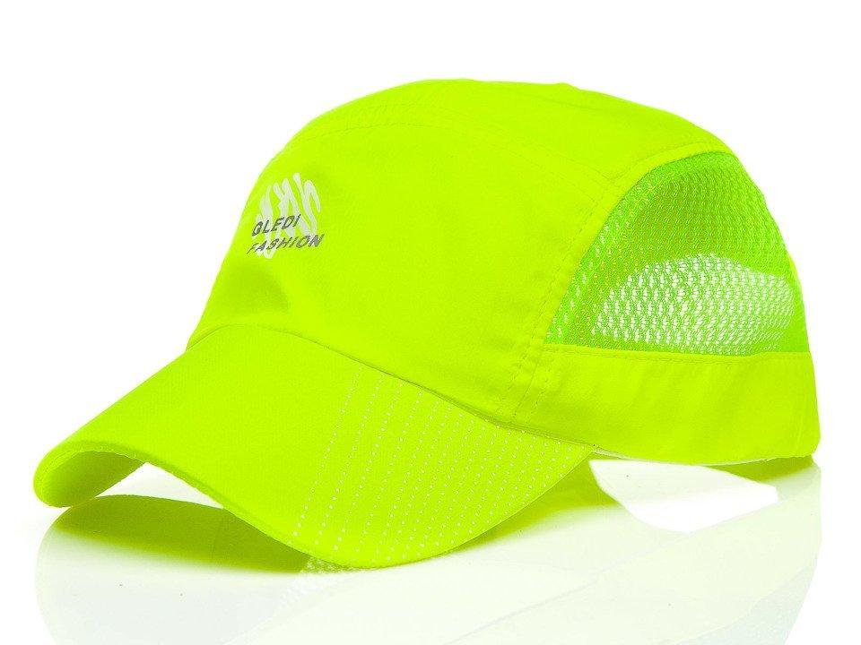 Șapcă cu cozoroc galben Bolf CZ31A imagine
