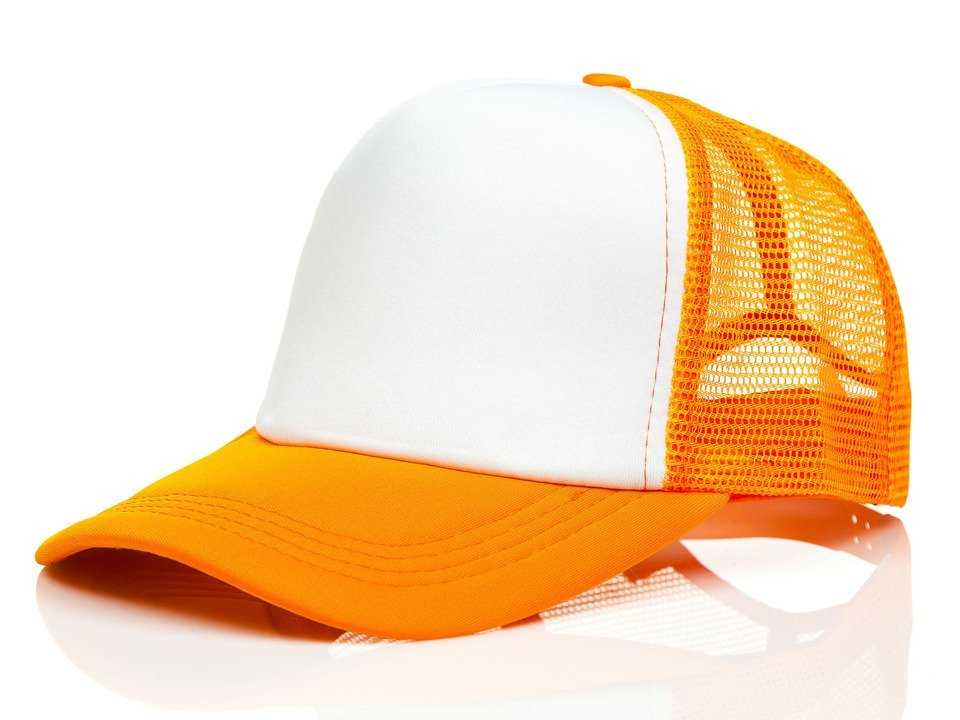 Șapcă cu cozoroc portocaliu Bolf CZ35 imagine