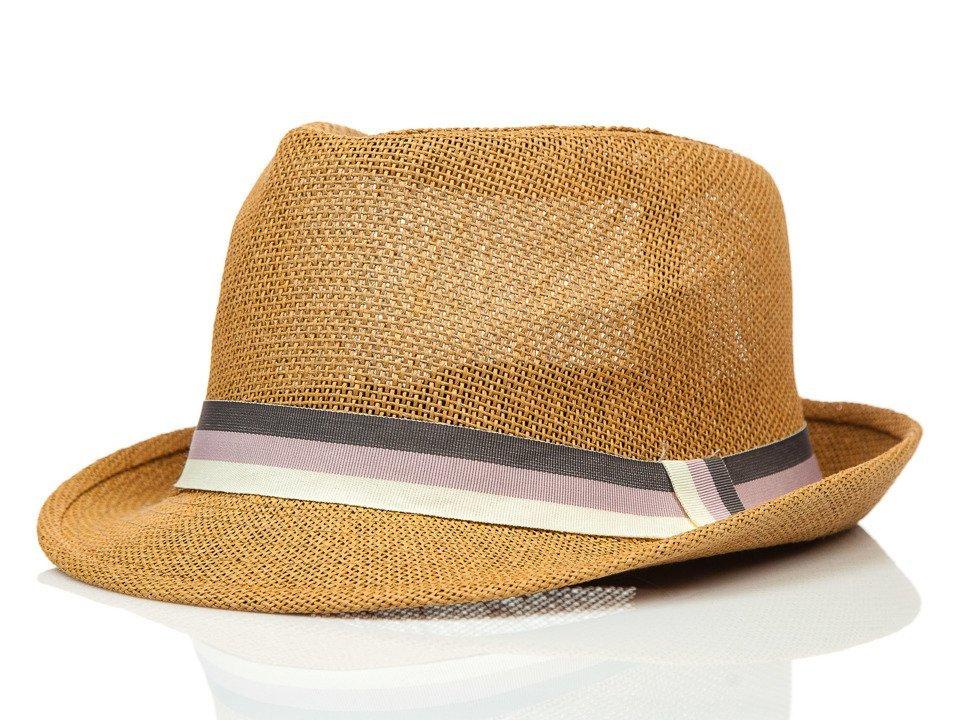 Pălărie bărbați maro Bolf KAP214