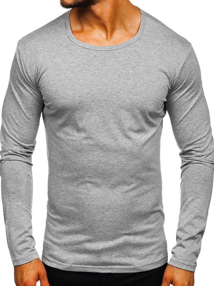 Bluză bărbați gri Bolf 2099L