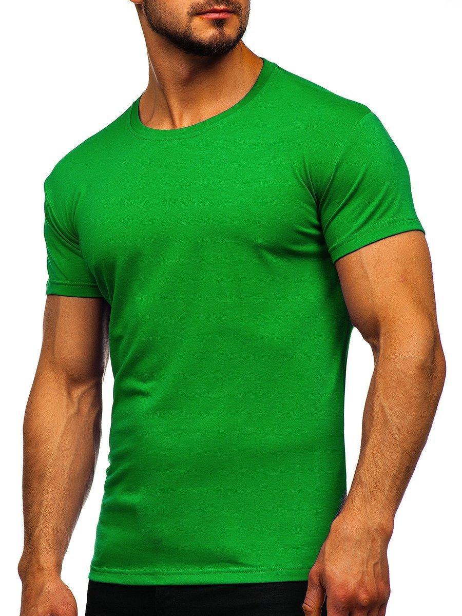 Tricou bărbați verde Bolf 2005