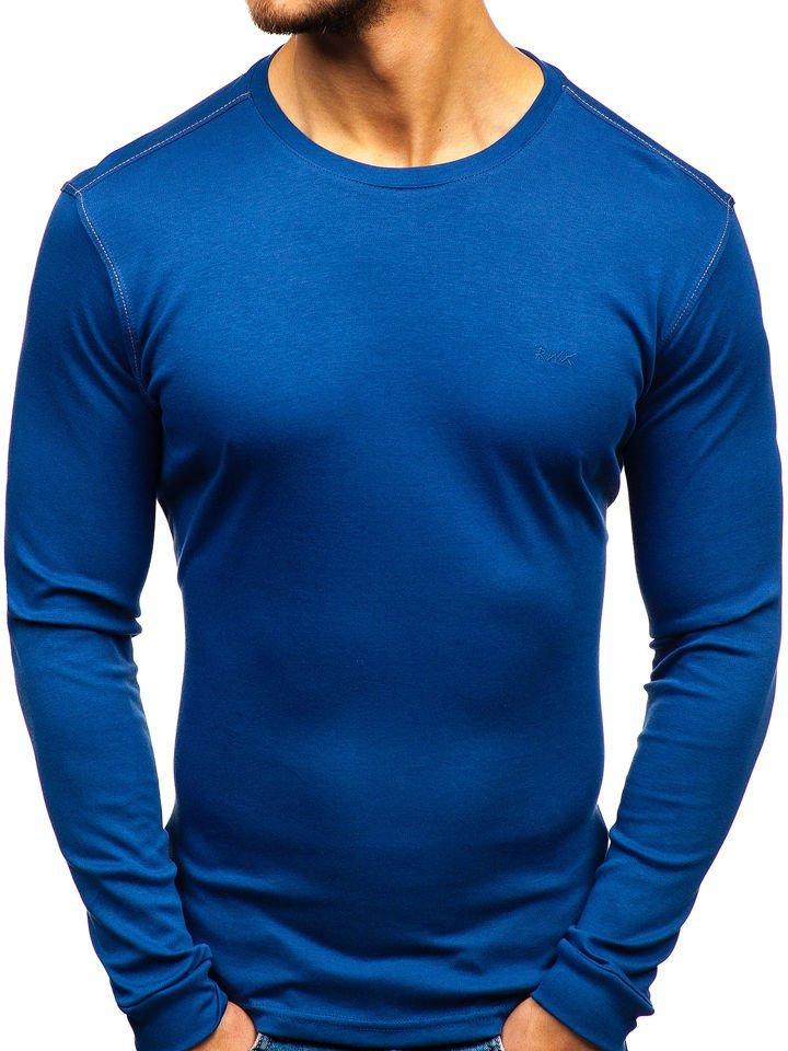 Bluză albastră Bolf 145359 imagine