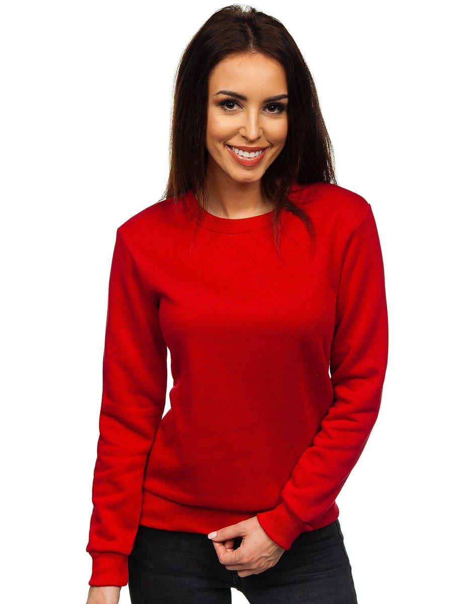 Bluză dame bordo Bolf W01