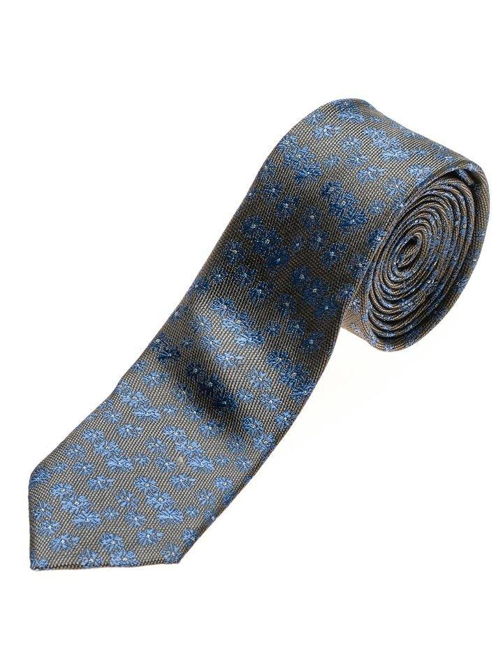 Cravată elegantă bărbați grafit Bolf K105 imagine