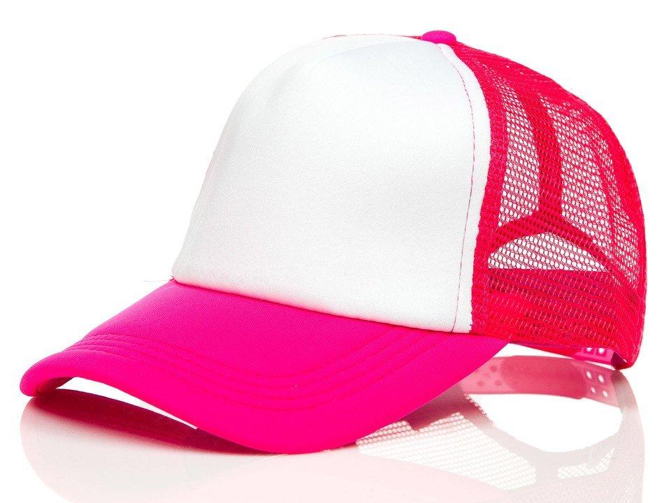 Șapcă cu cozoroc roz Bolf CZ35-1 imagine