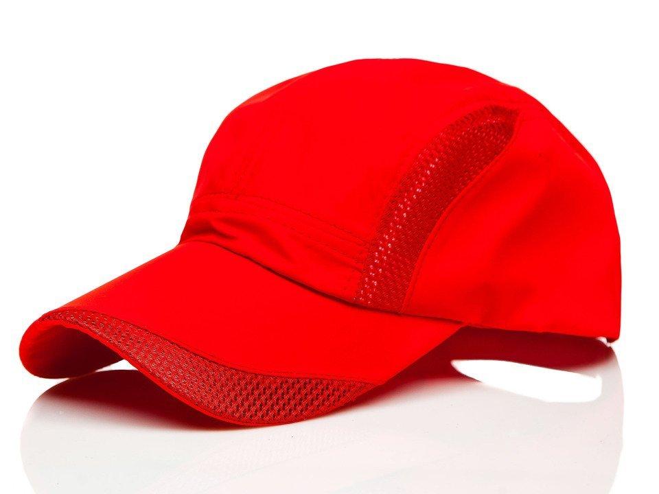 Șapcă cu cozoroc roșu Bolf CZ26 imagine