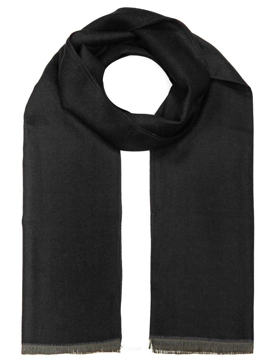 Fular negru bărbați Bolf YW08015 imagine