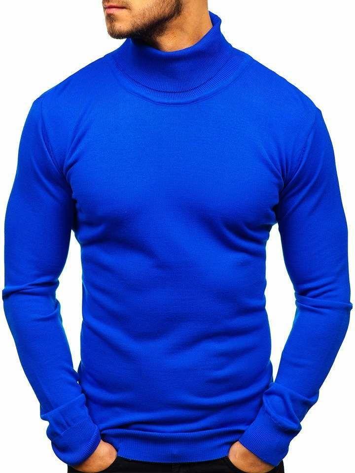 Helanca bărbați albastru-aprins Bolf 2400 imagine