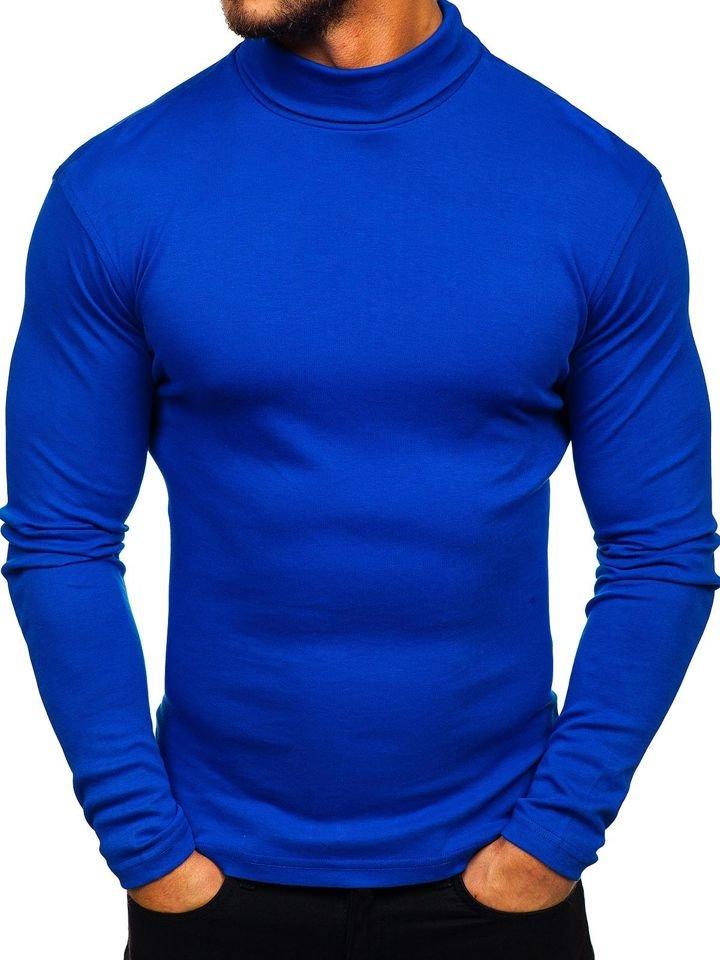 Maletă bărbați albastră Bolf 145347 imagine
