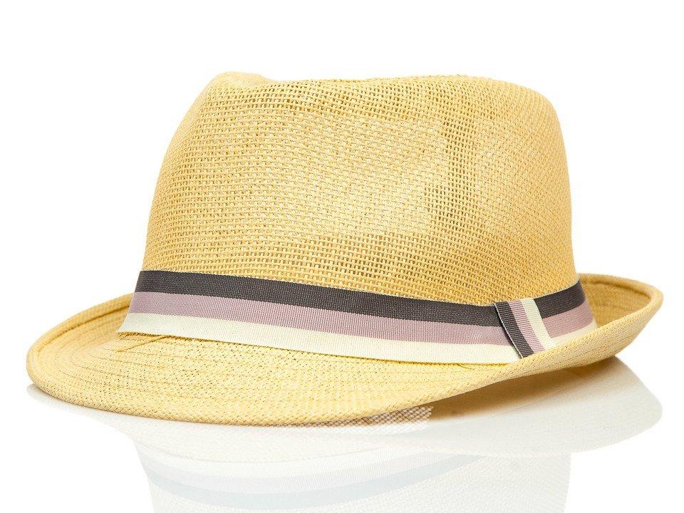 Pălărie bărbați bej Bolf KAP214