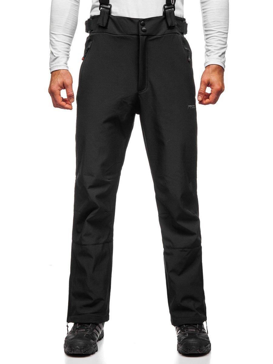 Pantaloni de ski negri Bolf BK159 imagine