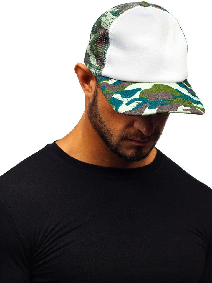 Șapcă cu cozoroc multicolor Bolf CZ33E imagine