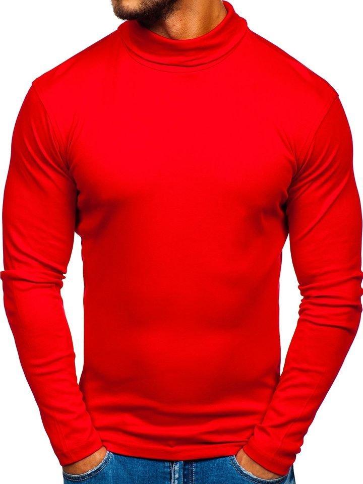 Maletă bărbați roșie Bolf 145347 imagine