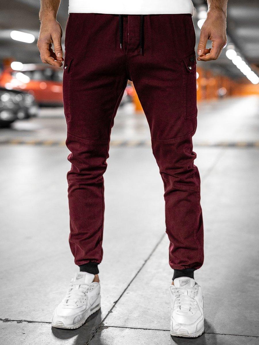 Pantaloni bordo joggers Bolf B11103