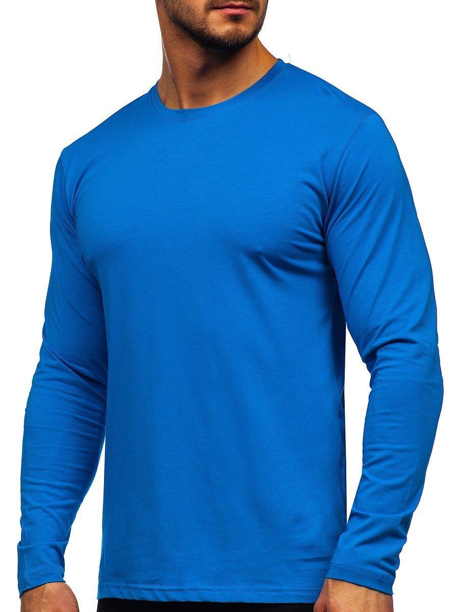 Bluză albastră Bolf 172007 imagine