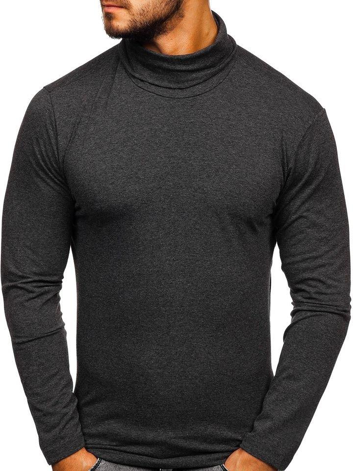 Helanca bărbați gri-antracit Bolf S6963 imagine