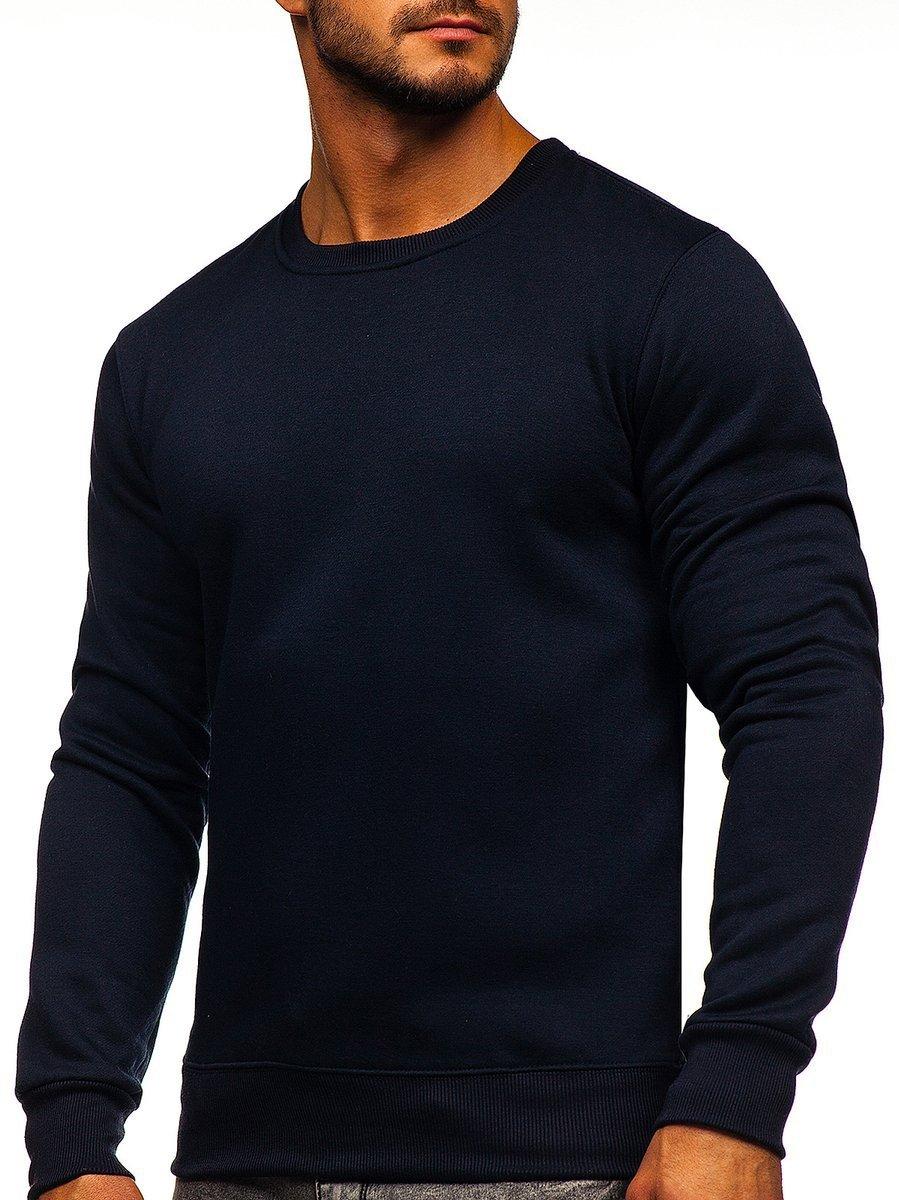 Bluză bărbați albastru-aprins Bolf 2001 imagine
