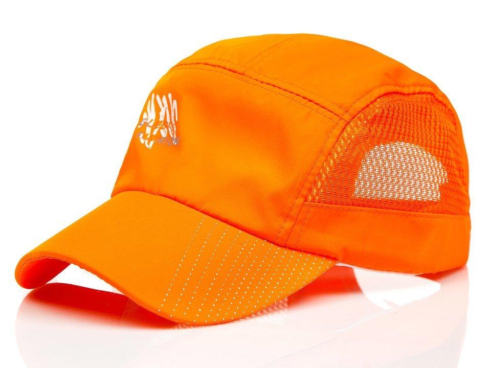 Șapcă cu cozoroc portocaliu Bolf CZ31A imagine