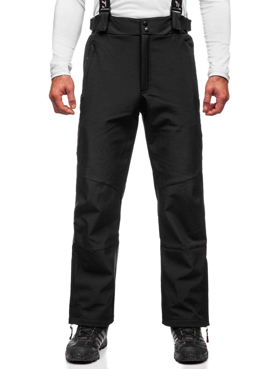 Pantaloni de ski negri Bolf BK160 imagine